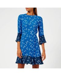 Whistles - Polly Spot Print Dress - Lyst