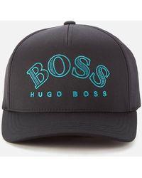 BOSS Curved Cap - Multicolour