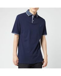 Joules Hanfield Polo Shirt - Blue