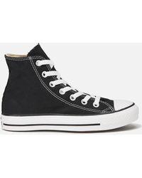 Converse Chuck Taylor All Star Hi-top Sneakers - Black