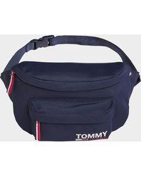 Tommy Hilfiger Campus Boy Bum Bag - Blue