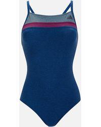adidas Fit 1 Piece Swimsuit - Blue