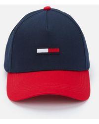 Tommy Hilfiger Flag Cap - Blue