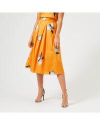 BOSS Orange - Bapinny Skirt - Lyst