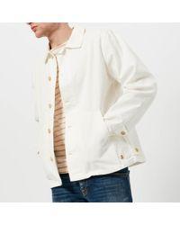 Armor Lux - Veste Pecheur Héritage Shirt Jacket - Lyst
