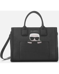 Karl Lagerfeld - K/ikonik Tote Bag - Lyst