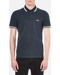 BOSS - Men's Paddy Basic Polo Shirt - Lyst