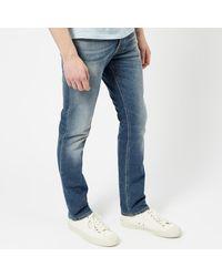 Nudie Jeans Grim Tim Jeans - Blue