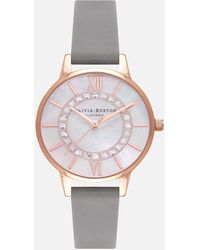 Olivia Burton Wonderland Sparkle Midi Watch - Multicolour