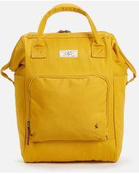 Joules Coast Rucksack - Yellow