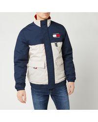 Tommy Hilfiger Colourblock Jacket - Blue