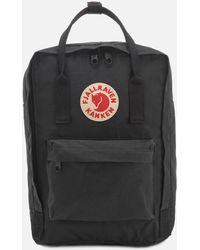 Fjallraven Kanken Classic Backpack - Black