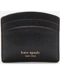 Kate Spade - Spencer Card Holder - Lyst