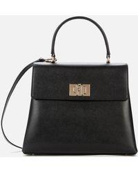 Furla Top Handle Bag - Black