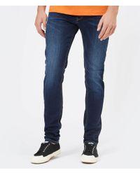 DIESEL - Sleenker Slim Jeans - Lyst