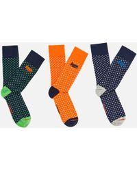Superdry - 3 Pack Socks - Lyst