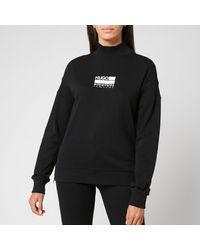 HUGO Nelinda Sweatshirt - Black