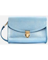 Cambridge Satchel Company The Push Lock Bag - Blue