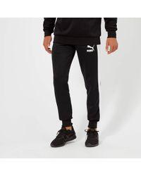 af65dbeaadfe Football Evotrg Training Tech Trousers In Navy 65536150.  79  40 (50% off).  ASOS · PUMA - Classics T7 Track Pants - Lyst