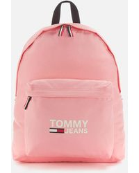 Tommy Hilfiger Cool City Backpack - Pink