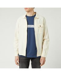 The North Face Long Sleeve Berkeley Chambray Shirt - White