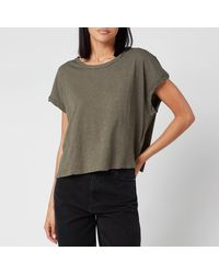 Free People You Rock T-shirt - Green
