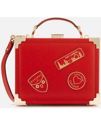 ff9a7adad7c9 Louis Vuitton Essential Trunk Cloth Clutch Bag in Brown - Lyst