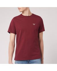 Barbour - Sports T-shirt - Lyst
