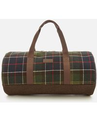 Barbour Hardwick Holdall Bag - Multicolor