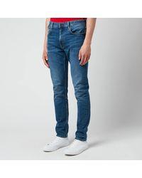 Tommy Hilfiger Houston Tapered Denim Jeans - Blue