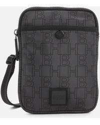 BOSS by Hugo Boss Pixel Al Mini Pouch - Black