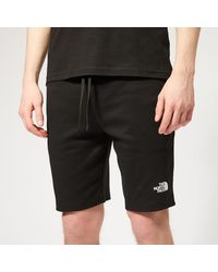 The North Face Standard Graphic Light Shorts - Black