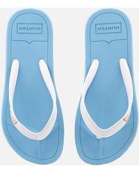 HUNTER - Original Flip Flops - Lyst