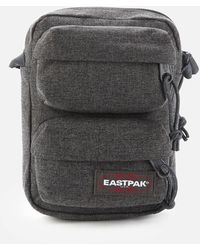 Eastpak The One Doubled Cross Body Bag - Grey