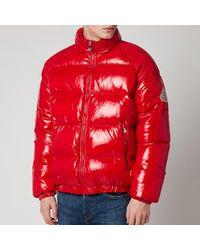 Pyrenex Vintage Mythic Puffer Jacket - Red