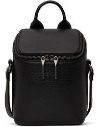 Matt & Nat Brave Micro Dwell Cross Body Bag - Black