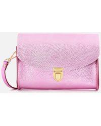 Cambridge Satchel Company The Push Lock Bag - Pink