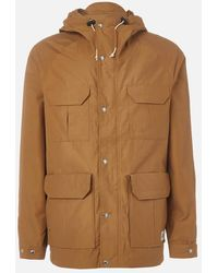 The North Face Mountain Parka - Brown