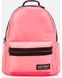 Superdry - Midi Miami Backpack - Lyst