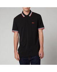 BOSS by HUGO BOSS Boss Athleisure Paddy Pique Polo-shirt - Black