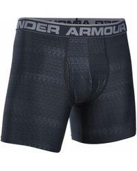 "Under Armour - Original 6"""" Print Boxerjock - Lyst"