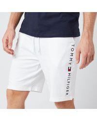 Tommy Hilfiger Sweat Shorts - White