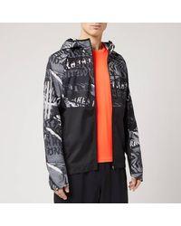 adidas Own The Run Jacket - Black