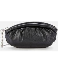 Nunoo Small Lin Clutch Bag - Black