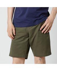 Tommy Hilfiger Brooklyn Light Twill Shorts - Green
