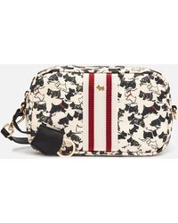 Radley Brondesbury Small Ziptop Cross Body Bag - Multicolour