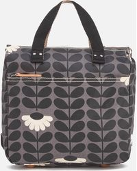 Orla Kiely - Linear Stem Small Backpack - Lyst