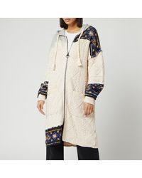 Free People Capture The Moment Cardigan - Natural