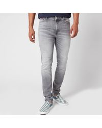 Tommy Hilfiger Simon Skinny Jeans - Gray