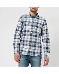 Tommy Hilfiger - Oxford Check Shirt - Lyst